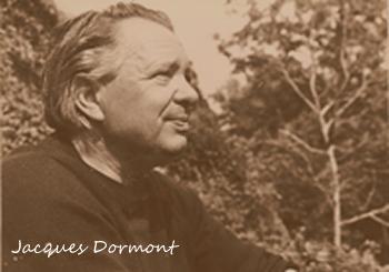 Jacques Dormont, de profil