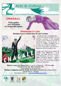 21 juin 2015 : Chagall