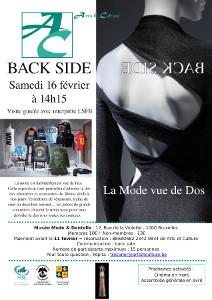 Back Side Affiche