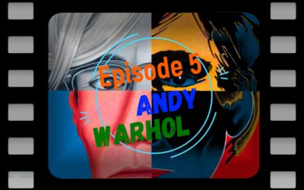 Montae de 4 portraits d'Andy